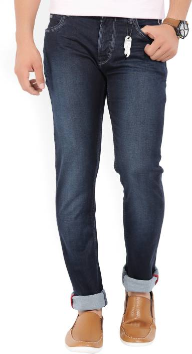 Integriti Slim Men's Dark Blue Jeans
