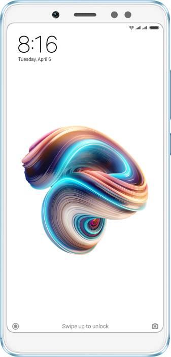 Redmi Note 5 Pro (Blue, 64 GB)
