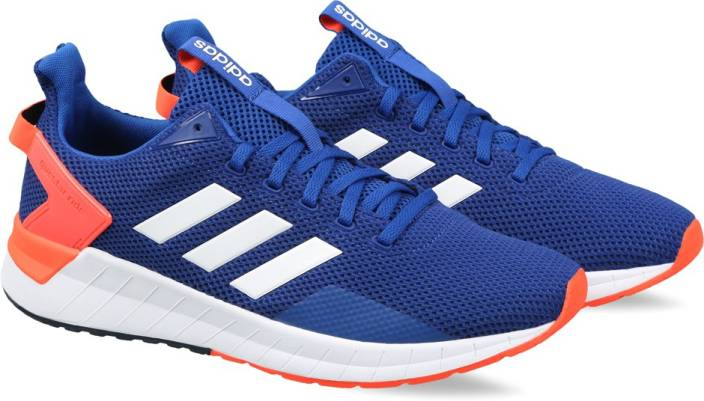 official photos 125a2 cc15d ADIDAS QUESTAR RIDE Running Shoes For Men (Multicolor)