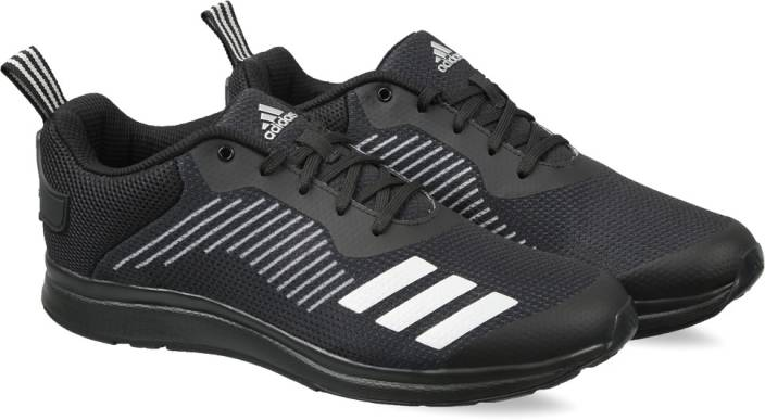 new concept d0a0c d5276 ADIDAS PUARO M Running Shoes For Men (Black)