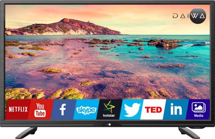 Daiwa 80 cm (32 inch) HD Ready LED Smart TV