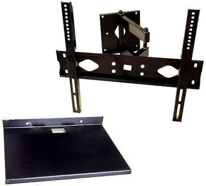 Goodsbazaar Lcd Stand 26 To 55 180 Degree Rotation Led Wall