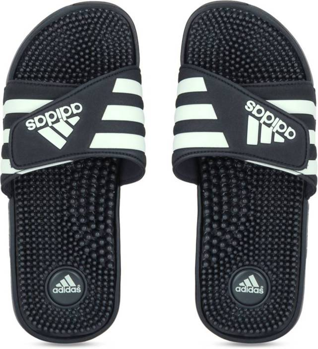 1bb36791e40ff ADIDAS ADISSAGE Slides - Buy NNY FTWWHT NNY Color ADIDAS ADISSAGE Slides  Online at Best Price - Shop Online for Footwears in India