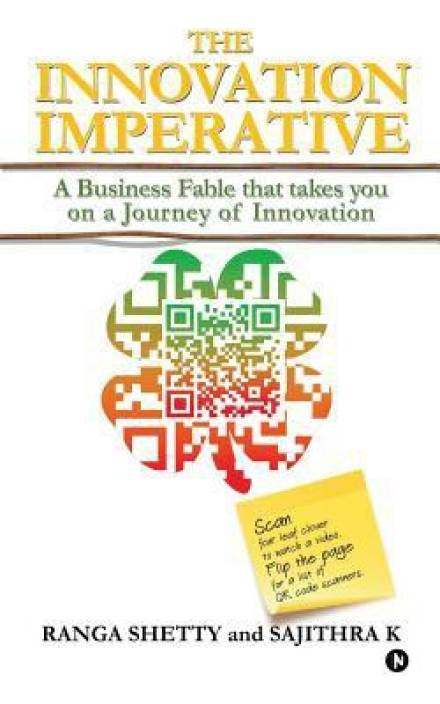 The Innovation Imperative : A Business Fable that takes you on a Journey of Innovation