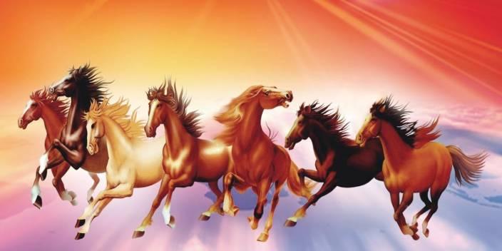 7 Horses Vastu Hd Best Horse Image 2018