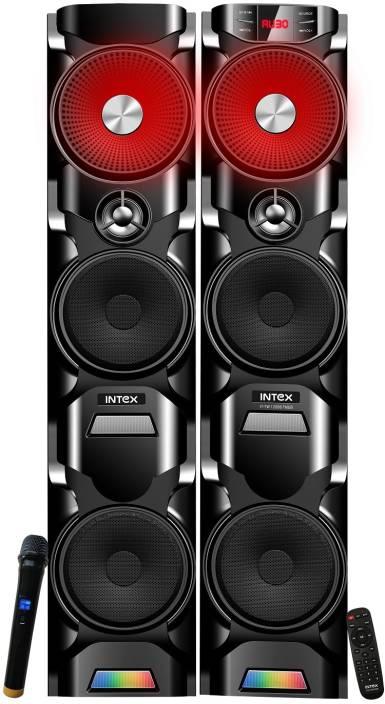 Intex IT- 12006 FMUB 2.0 Tower Speaker 50 Bluetooth Home Audio Speaker
