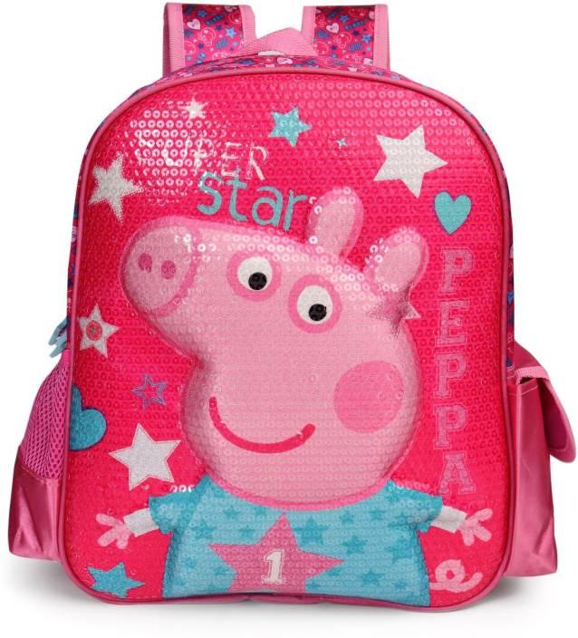 Peppa Pig Peppa Super Star EVA 14 Inch School Bag
