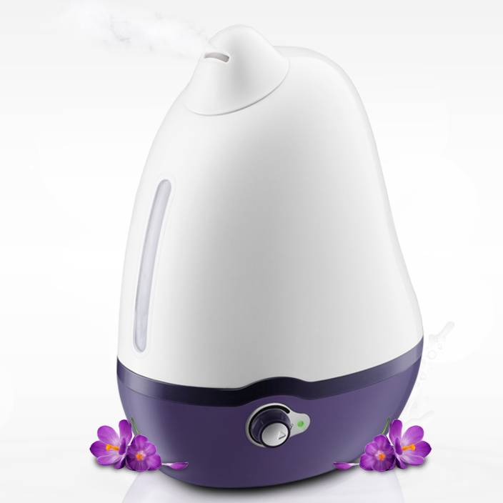 Dr. Trust Cool Mist Dolphin Humidifier and Ultrasonic Portable Room Air Purifier