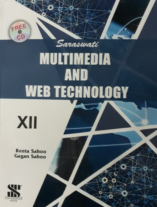 Cbse Multimedia And Web Technology Book