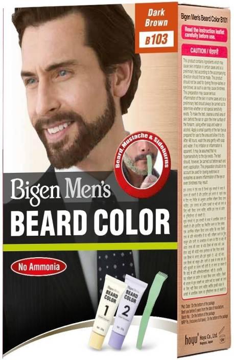 Bigen Beard Hair Color Price In India Buy Bigen Beard Hair Color