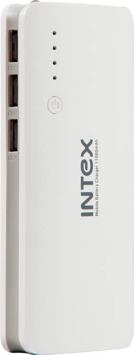 Intex 11000 mAh Power Bank (IT-PB11K)