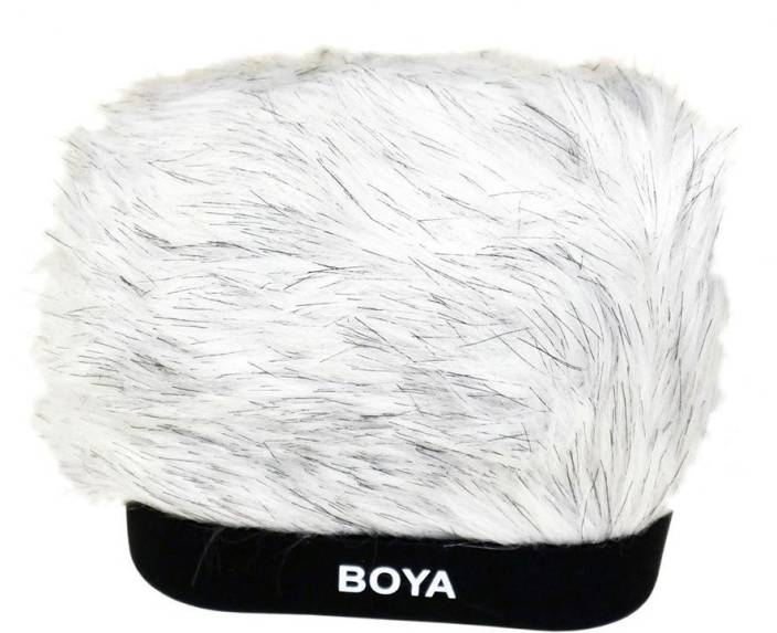 Boya BY-P30 WINDSHIELD FOR ZOOM H6, H5, H4N, PROFESSIONAL FLUFFY