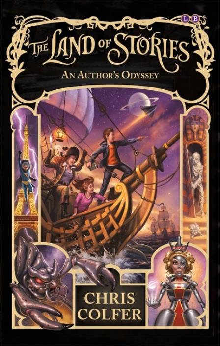 The Land of Stories - An Author's Odyssey