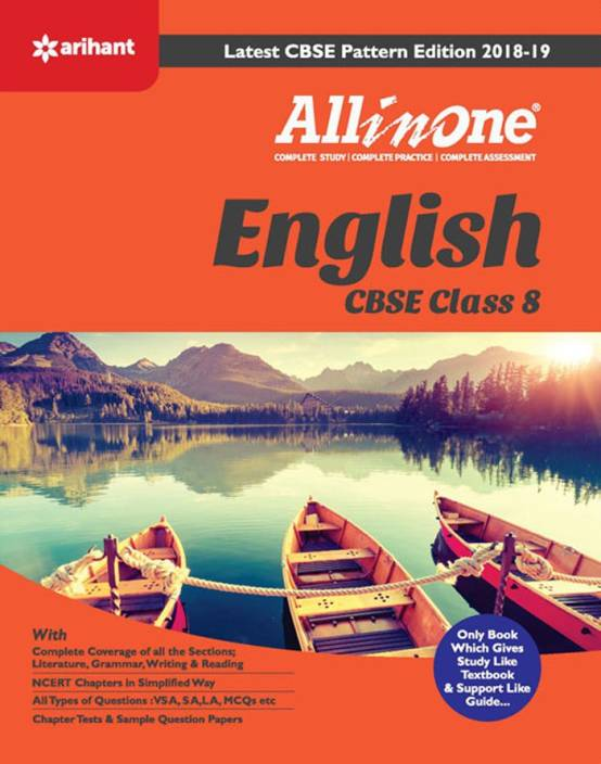 All In One English Class 8: Buy All In One English Class 8