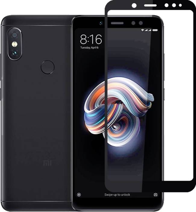 Molife Tempered Glass Guard for Mi Redmi Note 5 Pro (Pack of 1)