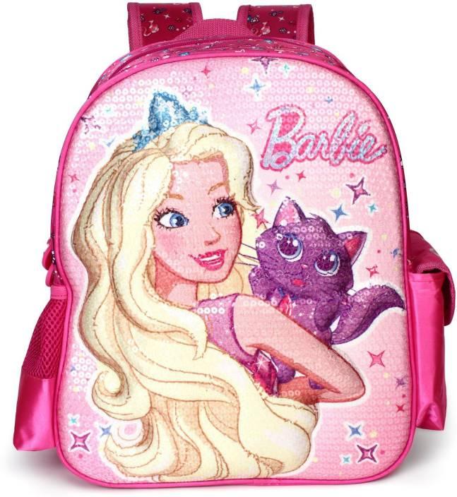 Barbie EVA 14 inches School Bag