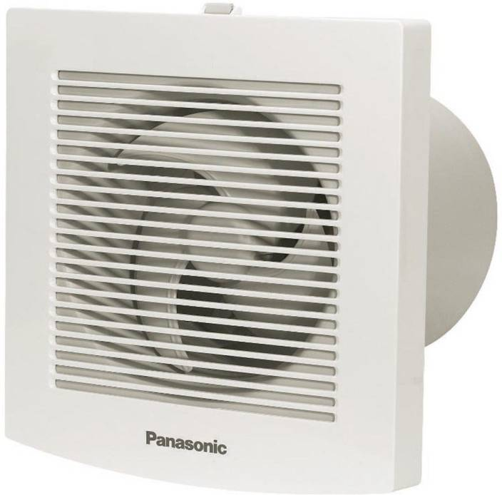 Jual Panasonic Exhaust Fan Wall Dinding 4 Inch Fv 10egk1 White
