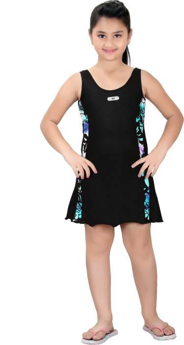 1344c1b2d6 Fashion Fever Printed Girls Swimsuit - Buy Fashion Fever Printed ...