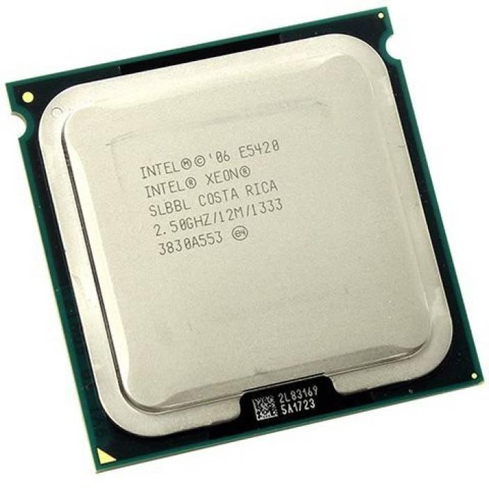 Intel 2 83 LGA 775 xeon Processor - Intel : Flipkart com