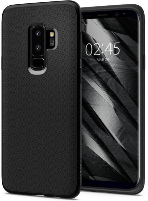 check out 0356e 4d211 Spigen Back Cover for Samsung Galaxy S9 Plus