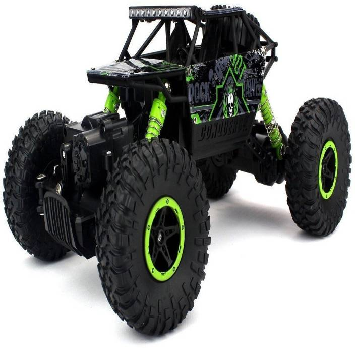 Monster Truck Rc Cars >> Jvm Rc Car Cr 2 4ghz 4wd High Speed Off Road Vehicle Rc Rock