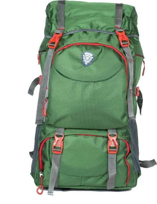 89e2363564 SOBERS MODISH Rucksack - 70 L (Green