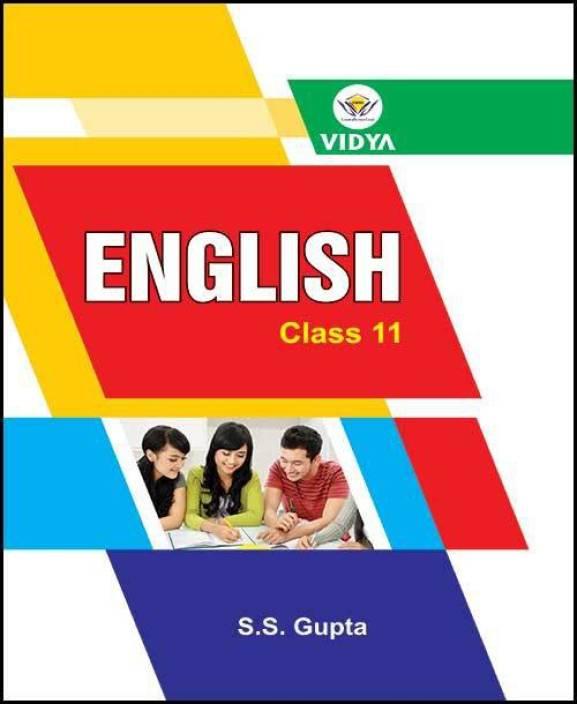 English 11 UP Board: Buy English 11 UP Board by Vidya Editorial at