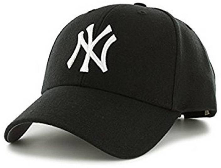 Friendskart Solid Ny Baseball Cap For Boys b228f95cac6