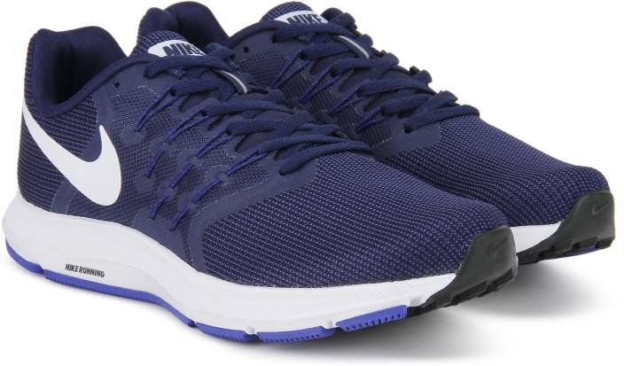 376f2030c3a Nike RUN SWIFT Running Shoes For Men - Buy DEEP ROYAL BLUE WHITE ...