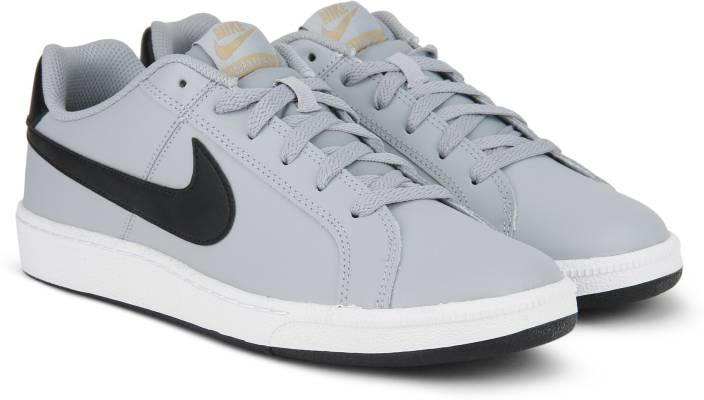 d6be2d201b8217 Nike COURT ROYALE Sneakers For Men - Buy WOLF GREY BLACK-METALLIC ...