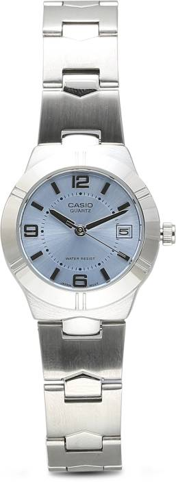 Casio A850 Enticer Ladies Watch  - For Women