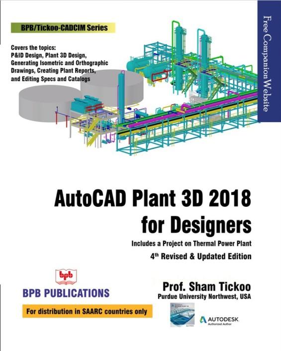 AutoCAD Plant 3D 2018 Purchase