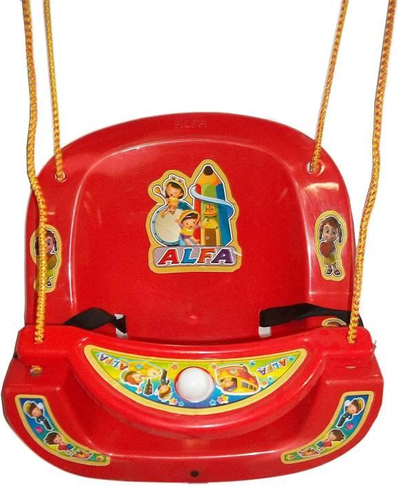 7202d7c3b kotak sales Baby Kids Garden Home Hanging Jhula Play Safe Swing Ride ...