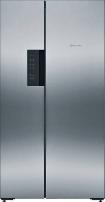 Bosch 661 L Frost Free Side By Side Refrigerator Online At Best