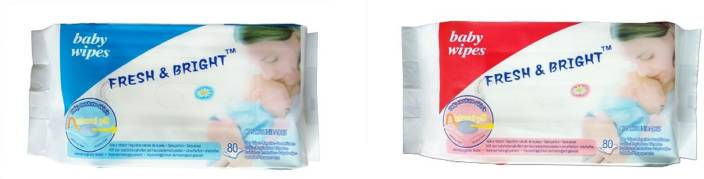 Dolphin52 BABY WIPES SET OF 2