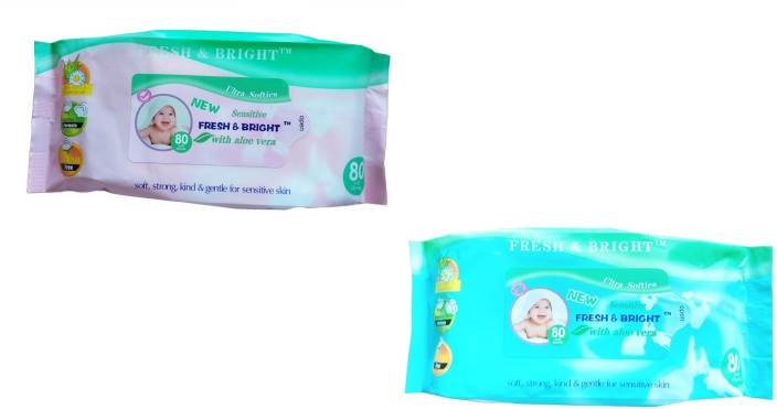 Dolphin52 BABY WIPES