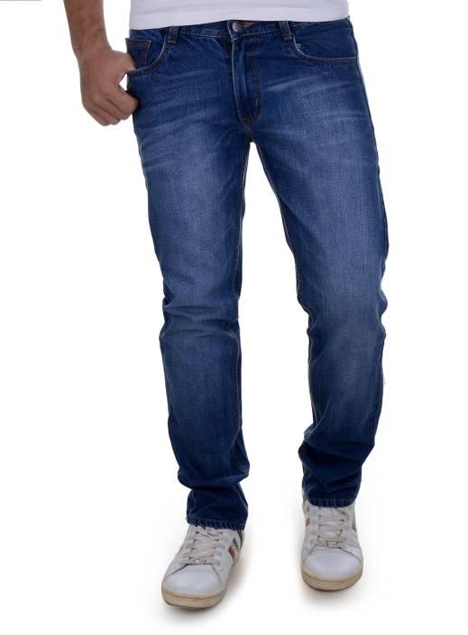 Ben Martin Regular Men's Dark Blue Jeans - Buy Dark Blue Ben ...