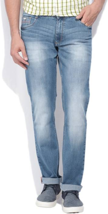 John Players Slim Mens Blue Jeans