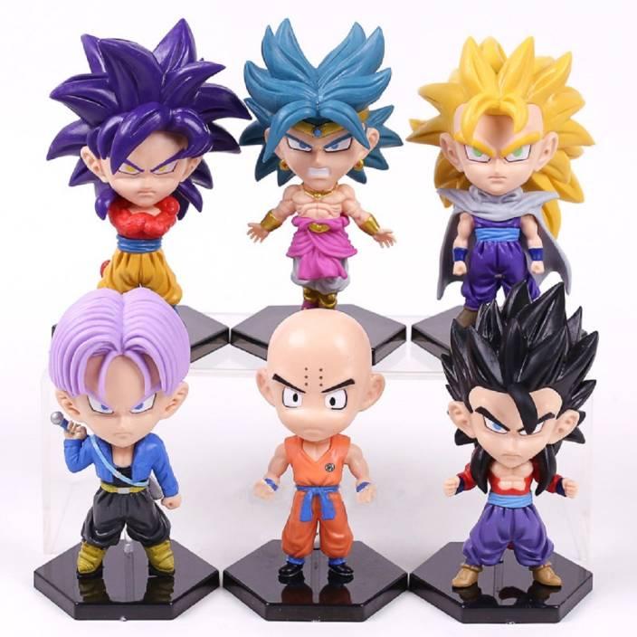Toy Mela Dragon Ball Z Gt Goku Super Saiyan 4 Son Goku Son Gohan