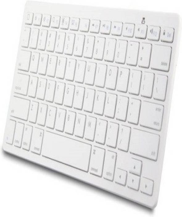 techdeal ULTRA SLIM WIRELESS Bluetooth Multi-device Keyboard