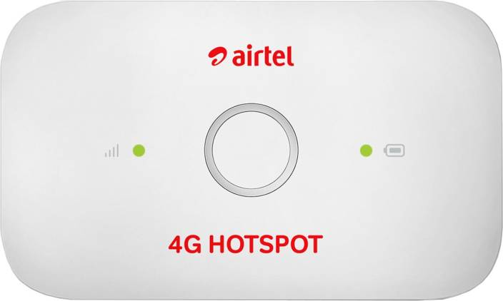 Airtel 4G Hotspot e5573cs-609 Data Card