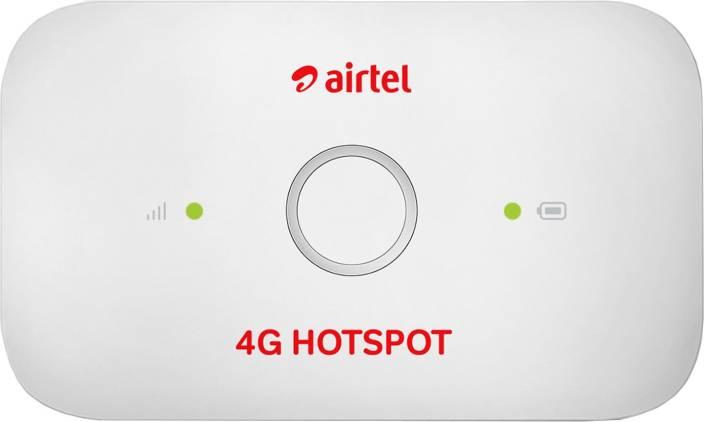 Airtel 4G Hotspot e5573cs-609 Data Card