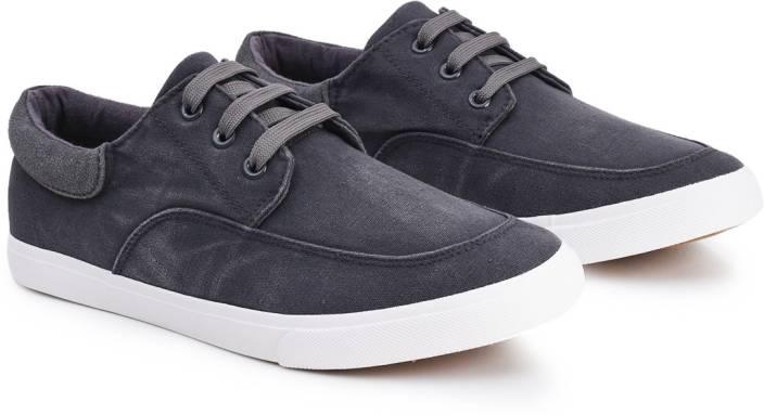 Carlton London Mr.CL Mr. CL Canvas Shoes For Men