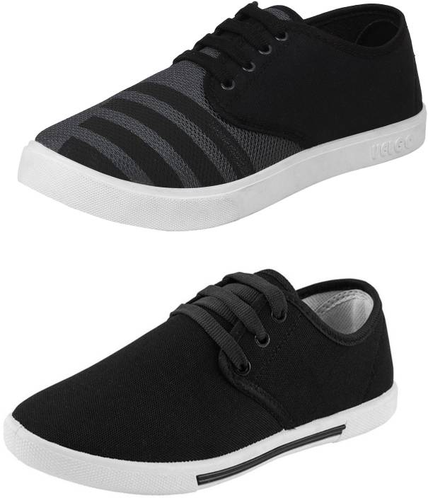 SHOEFLY Multicolor Combo-(2)-725-349 Casuals For Men