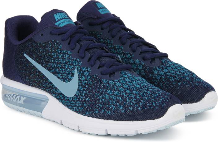 aca598d184f 2 Max mænd Løbesko Air Binary Blue til Nike Køb Sequent tHTqBpxxw