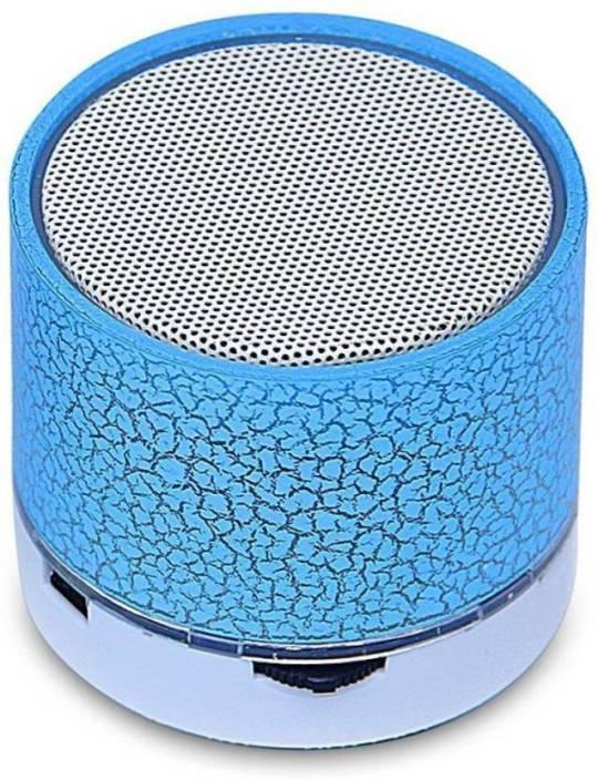 KRAZZY INDIA s10 light speaker 3 Bluetooth Speaker