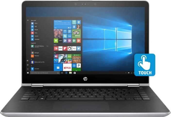 HP Pavilion x360 Core i5 8th Gen - (8 GB/1 TB HDD/8 GB SSD/Windows 10 Home) 14-ba123TU 2 in 1 Laptop