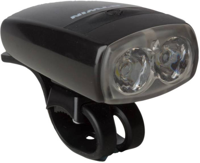 Btwin by Decathlon VIOO CITY 900 USB FRONT LED BIKE LIGHT LED Front Light  (Black) 45c7a76739c88