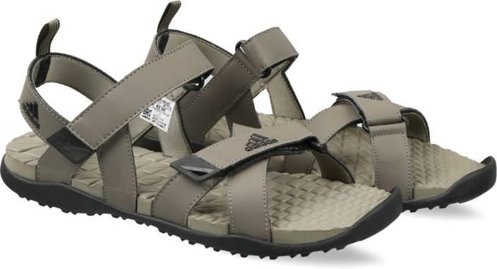 2fee60a7c0e51 ADIDAS Men BRANCH CBLACK CLAY Sports Sandals - Buy BRANCH CBLACK CLAY Color ADIDAS  Men BRANCH CBLACK CLAY Sports Sandals Online at Best Price - Shop Online ...