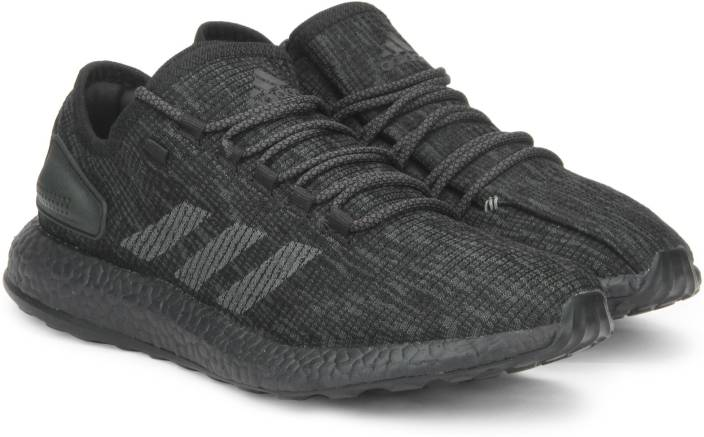 8ce4fb75c ADIDAS PUREBOOST Running Shoes For Men - Buy CBLACK DGSOGR DGSOGR ...